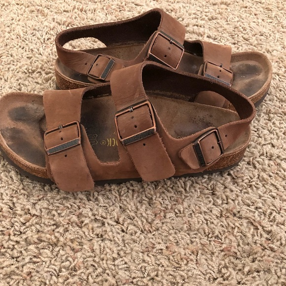 e25575c40422 Birkenstock Shoes - Birkenstock Milano sandals